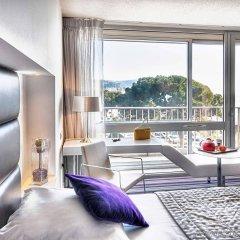 Отель Mercure Nice Promenade Des Anglais Франция, Ницца - - забронировать отель Mercure Nice Promenade Des Anglais, цены и фото номеров балкон