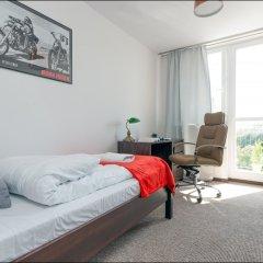 Отель P&O Apartments Prosta Польша, Варшава - отзывы, цены и фото номеров - забронировать отель P&O Apartments Prosta онлайн комната для гостей фото 2
