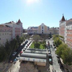 Отель Pensao Residencial Horizonte Лиссабон