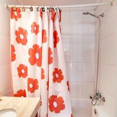Отель UH ApartHotel Lastarria 70 ванная