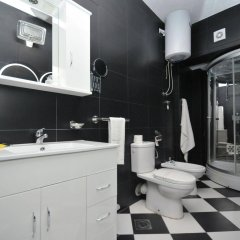 Отель Oaza Черногория, Будва - 8 отзывов об отеле, цены и фото номеров - забронировать отель Oaza онлайн ванная фото 2