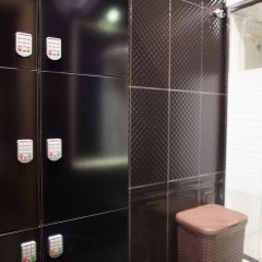 Отель Mood Design Suites сейф в номере