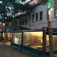 Monastery Cave Hotel Турция, Мустафапаша - отзывы, цены и фото номеров - забронировать отель Monastery Cave Hotel онлайн вид на фасад