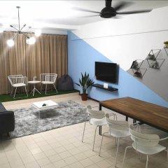 Отель Mowu Suites @ Bukit Bintang Fahrenheit 88 Малайзия, Куала-Лумпур - отзывы, цены и фото номеров - забронировать отель Mowu Suites @ Bukit Bintang Fahrenheit 88 онлайн гостиничный бар