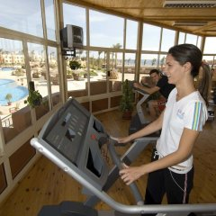 Курортный отель Sunrise Select Royal Makadi фитнесс-зал фото 4