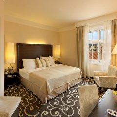 Отель Grand Bohemia Прага комната для гостей фото 3