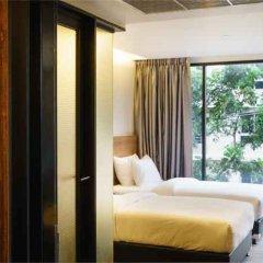 Отель Stay Hotel BKK Таиланд, Бангкок - отзывы, цены и фото номеров - забронировать отель Stay Hotel BKK онлайн комната для гостей фото 4