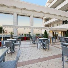 Отель Hyatt Regency Nice Palais De La Mediterranee Ницца гостиничный бар