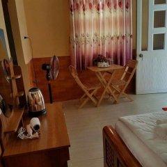 Отель Hana Resort & Bungalow сауна
