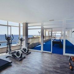 Отель Europe Playa Marina фитнесс-зал