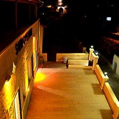 Отель Sakli Cave House Аванос спортивное сооружение