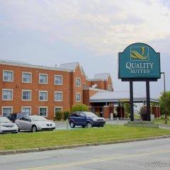 Отель Quality Suites Quebec City Канада, Квебек - отзывы, цены и фото номеров - забронировать отель Quality Suites Quebec City онлайн парковка
