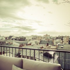 Laz' Hotel Spa Urbain Paris балкон