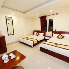 7S Hotel An Phu Далат комната для гостей