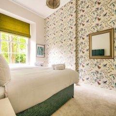 Отель City Centre Georgian Maindoor 2bed/2bath Apartment Великобритания, Эдинбург - отзывы, цены и фото номеров - забронировать отель City Centre Georgian Maindoor 2bed/2bath Apartment онлайн комната для гостей
