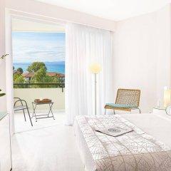 Отель Grecotel Margo Bay & Club Turquoise Греция, Кассандра - отзывы, цены и фото номеров - забронировать отель Grecotel Margo Bay & Club Turquoise онлайн балкон