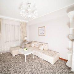 Гостиница The Plaza Almaty комната для гостей