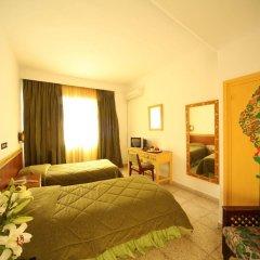 Отель Chellah Hotel Марокко, Танжер - отзывы, цены и фото номеров - забронировать отель Chellah Hotel онлайн комната для гостей фото 3