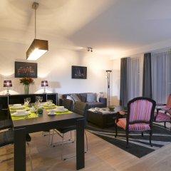 Отель Thon Residence EU комната для гостей