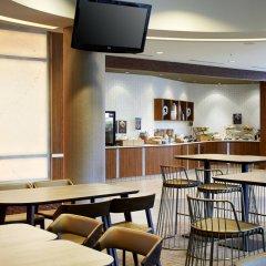 Отель SpringHill Suites by Marriott Columbus OSU питание фото 2
