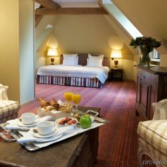 Отель Martin's Relais в номере
