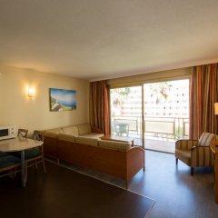 Отель Helios Mallorca Hotel & Apartments Испания, Кан Пастилья - отзывы, цены и фото номеров - забронировать отель Helios Mallorca Hotel & Apartments онлайн комната для гостей фото 2