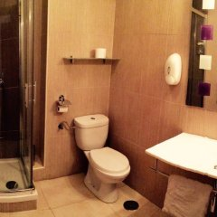 Отель Hostal Mimosa Испания, Сантандер - отзывы, цены и фото номеров - забронировать отель Hostal Mimosa онлайн ванная