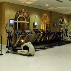 IC Hotels Airport Турция, Анталья - 12 отзывов об отеле, цены и фото номеров - забронировать отель IC Hotels Airport онлайн фитнесс-зал