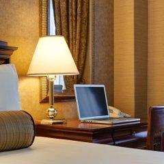 Отель Wellington Hotel США, Нью-Йорк - 10 отзывов об отеле, цены и фото номеров - забронировать отель Wellington Hotel онлайн удобства в номере фото 2