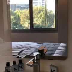 Link hotel & Hub Tel Aviv Израиль, Тель-Авив - отзывы, цены и фото номеров - забронировать отель Link hotel & Hub Tel Aviv онлайн ванная