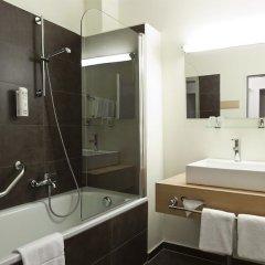 Отель K6 Rooms by Der Salzburger Hof Австрия, Зальцбург - отзывы, цены и фото номеров - забронировать отель K6 Rooms by Der Salzburger Hof онлайн ванная