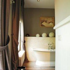 Отель Chateau Rougesse ванная