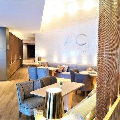 AC Hotel Genova by Marriott Генуя гостиничный бар
