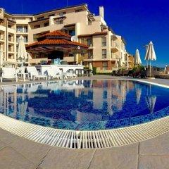 Отель Obzor Beach Resort Аврен бассейн фото 3