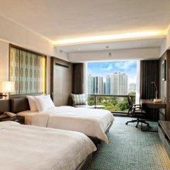Отель Millennium Hilton Seoul комната для гостей фото 6