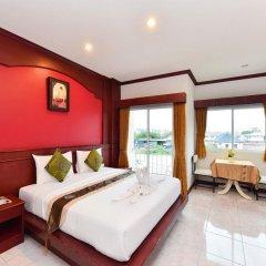 Отель Art Mansion Patong 3* Номер категории Эконом с различными типами кроватей фото 2