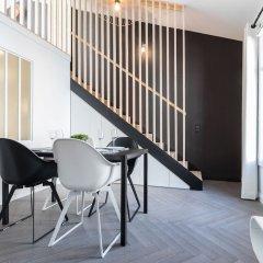 Апартаменты L'Abeille Boutique Apartments Ницца балкон