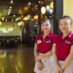 Hai Au Boutique Hotel & Spa интерьер отеля фото 2
