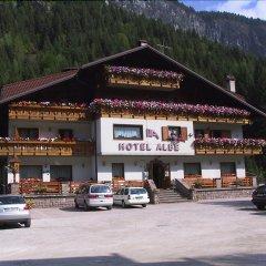 Hotel Albe Рокка Пьеторе парковка