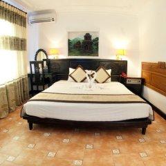 Отель Hoi An Dream City Hotel Вьетнам, Хойан - отзывы, цены и фото номеров - забронировать отель Hoi An Dream City Hotel онлайн комната для гостей фото 3