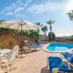 Отель Gozo Houses Of Character Виктория бассейн фото 2