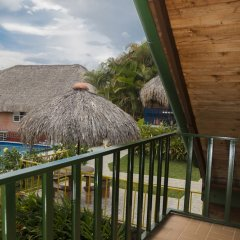 Отель Ecovilla Cali балкон