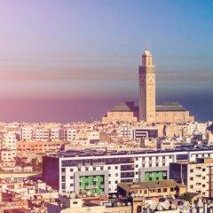 Отель Idou Anfa Hotel Марокко, Касабланка - отзывы, цены и фото номеров - забронировать отель Idou Anfa Hotel онлайн приотельная территория