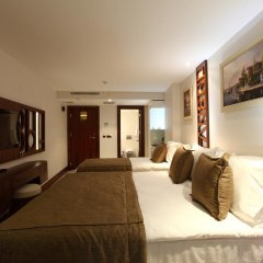 Victory Hotel & Spa Istanbul Турция, Стамбул - отзывы, цены и фото номеров - забронировать отель Victory Hotel & Spa Istanbul онлайн комната для гостей фото 4