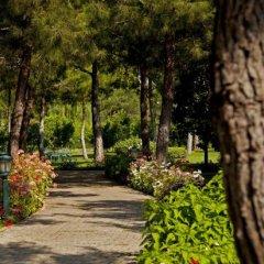 IC Hotels Airport Турция, Анталья - 12 отзывов об отеле, цены и фото номеров - забронировать отель IC Hotels Airport онлайн приотельная территория фото 2