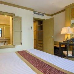 Tarntawan Place Hotel Surawong Bangkok Бангкок комната для гостей фото 3