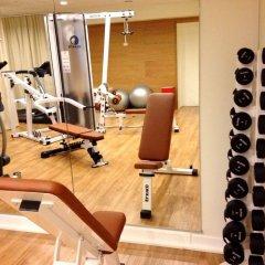 Отель Copenhagen Plaza Дания, Копенгаген - 1 отзыв об отеле, цены и фото номеров - забронировать отель Copenhagen Plaza онлайн фитнесс-зал фото 2