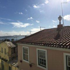 Апартаменты The Príncipe Real Lisbon Apartment балкон