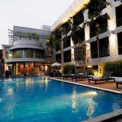 Отель Baan Suwantawe бассейн фото 2