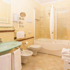Отель Giardino Inglese Италия, Палермо - отзывы, цены и фото номеров - забронировать отель Giardino Inglese онлайн ванная